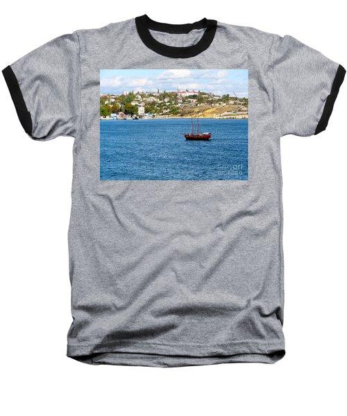 Sevastapol. Ukraine Baseball T-Shirt