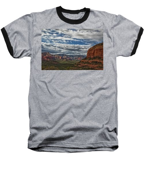 Seven Canyons Baseball T-Shirt