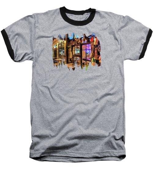Seven Days At Ginos Baseball T-Shirt