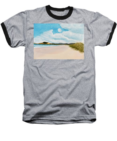 Seven Mile Beach On A Calm, Sunny Day Baseball T-Shirt