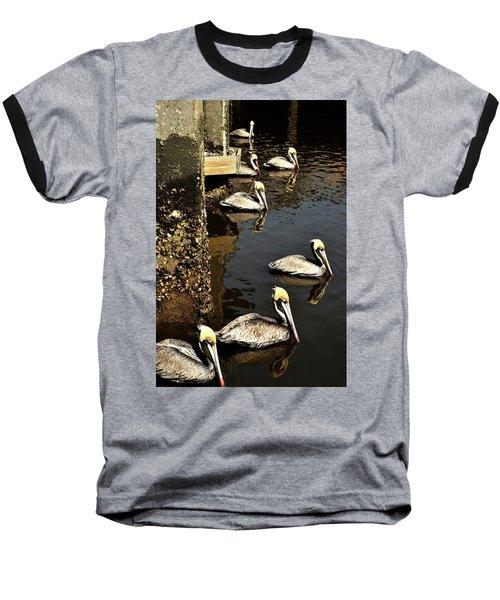 Seven Pelicans Baseball T-Shirt