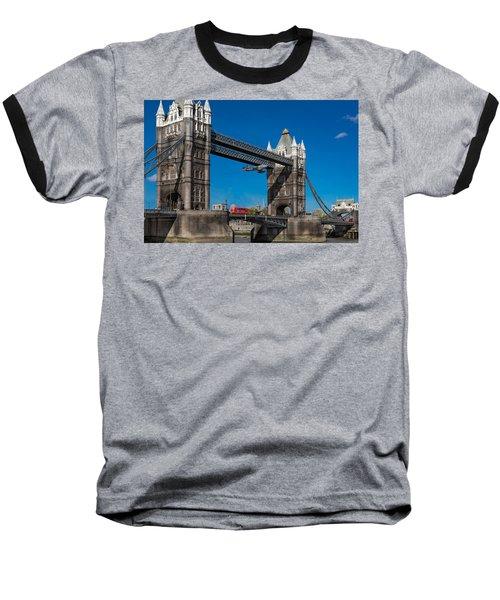 Seven Seconds - The Tower Bridge Hawker Hunter Incident  Baseball T-Shirt