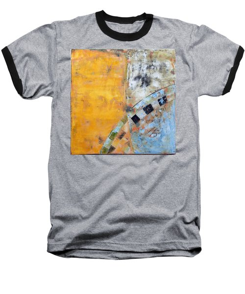 Art Print Seven7 Baseball T-Shirt