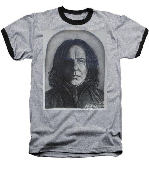 Severus Snape Baseball T-Shirt