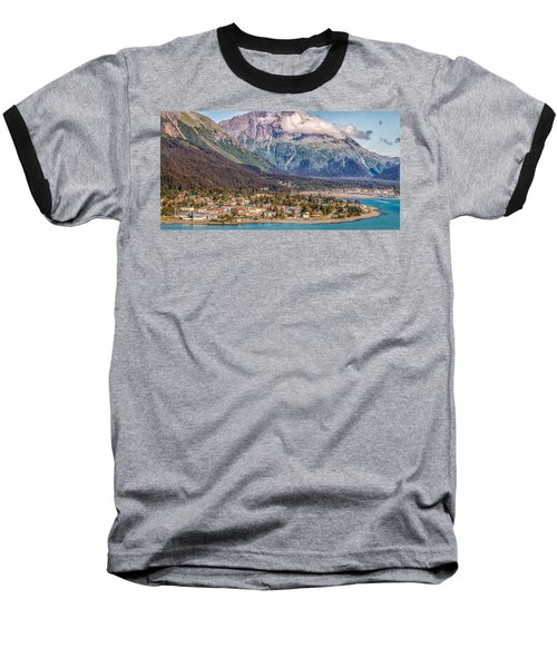Seward Alaska Baseball T-Shirt by Michael Rogers