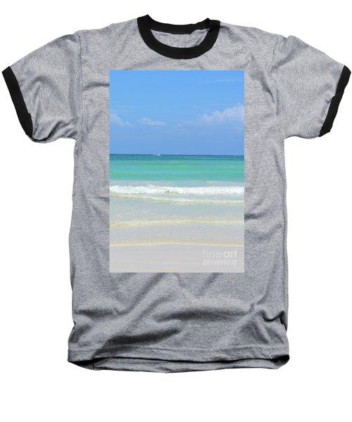 Seychelles Islands 3 Baseball T-Shirt by Eva Kaufman