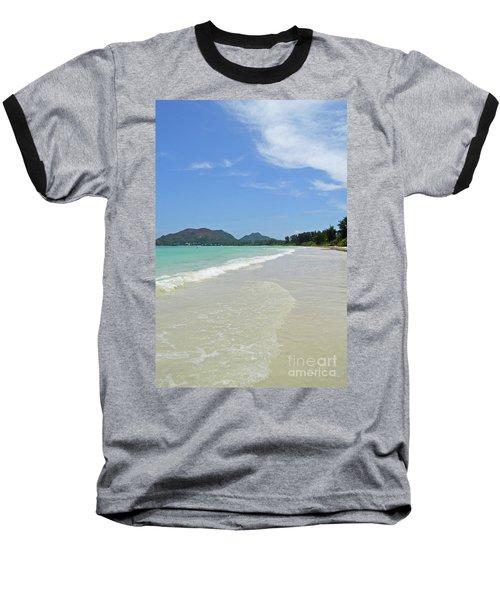 Seychelles Islands 6 Baseball T-Shirt by Eva Kaufman