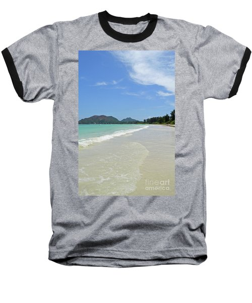 Seychelles Islands 6 Baseball T-Shirt