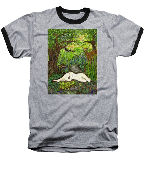 Shade Falls Baseball T-Shirt