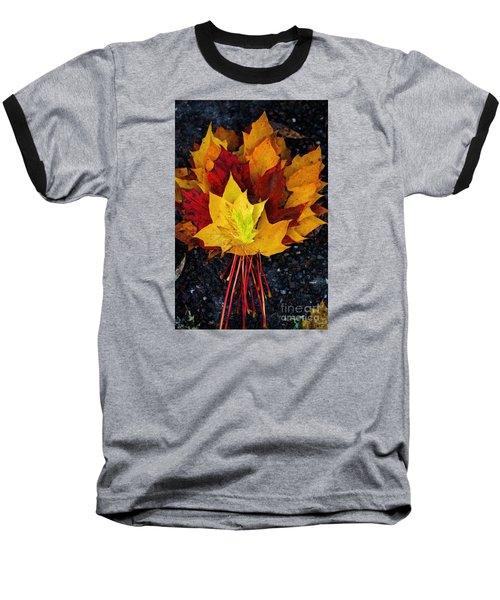 Shade Of Autumn  Baseball T-Shirt