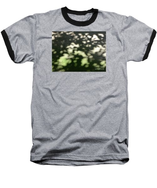 Baseball T-Shirt featuring the photograph Shaded Patterns by Nora Boghossian