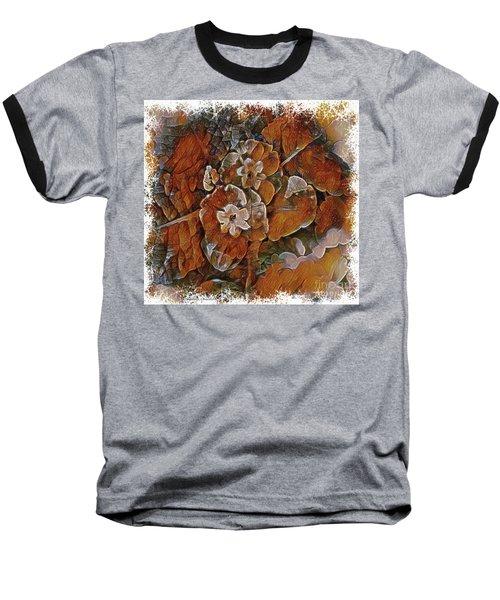 Shades Of Autumn Baseball T-Shirt