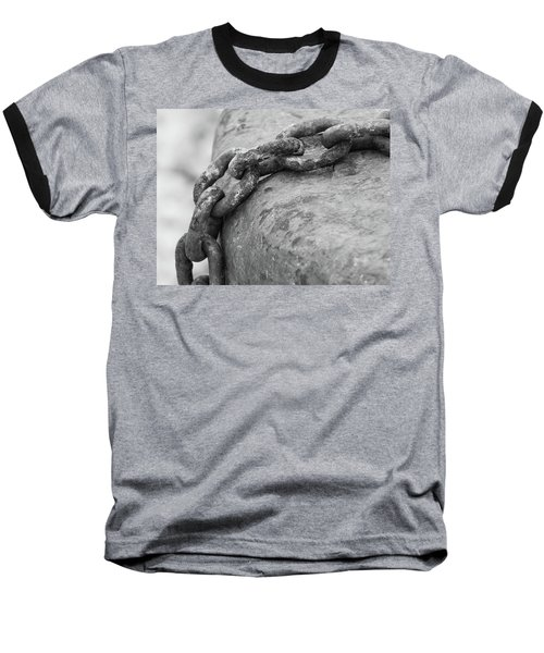 Shades Of Gray Baseball T-Shirt