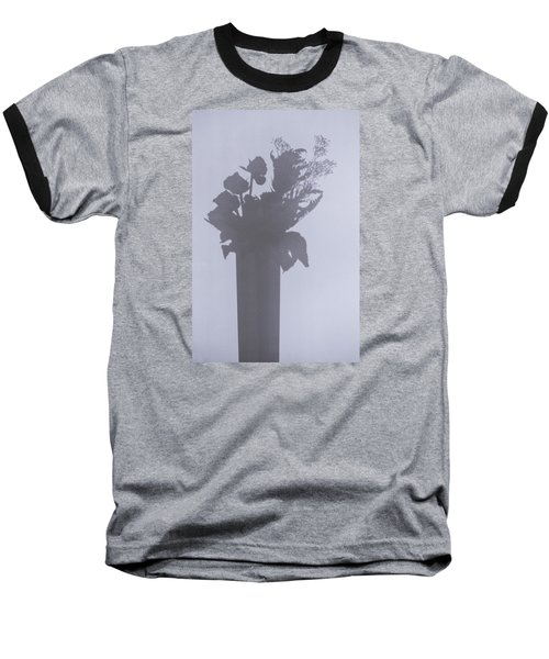 Shades Of Roses Baseball T-Shirt