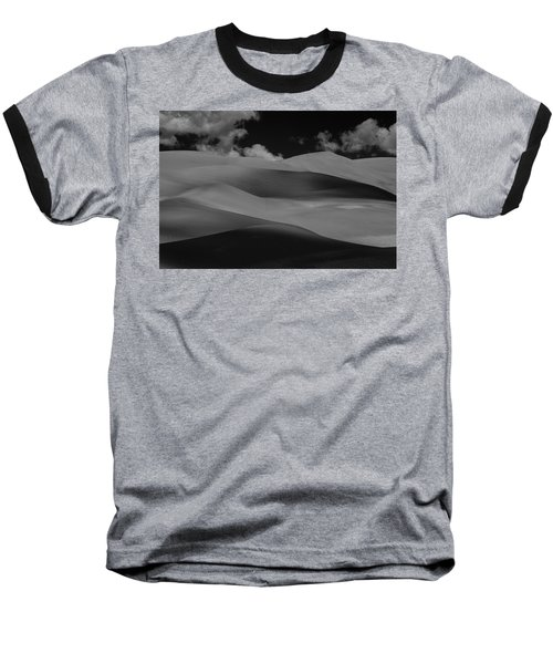 Baseball T-Shirt featuring the photograph Shades Of Sand by Brian Duram