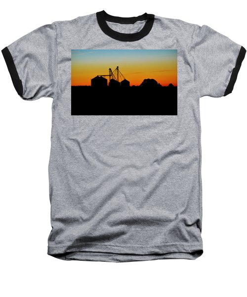Shadow Farm Baseball T-Shirt