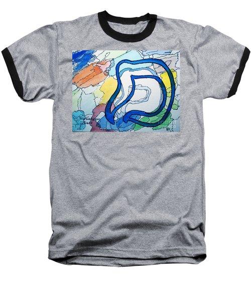 Shadow Mem Baseball T-Shirt