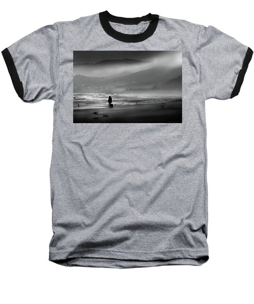 Shadow Of A Doubt Baseball T-Shirt