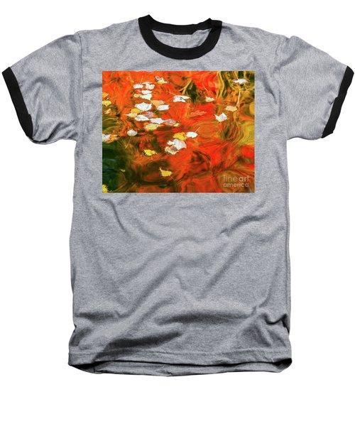 Shadow Of The Red Dragon Baseball T-Shirt