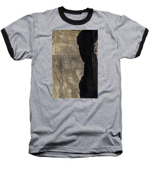 Shadow On The Stone Baseball T-Shirt