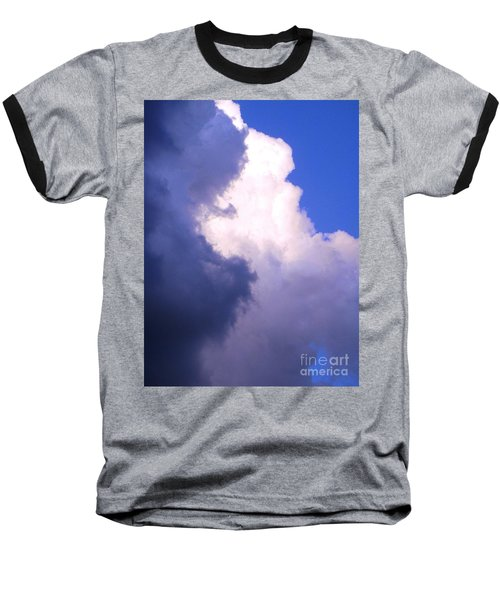 Baseball T-Shirt featuring the photograph Shadow Work by Melissa Stoudt