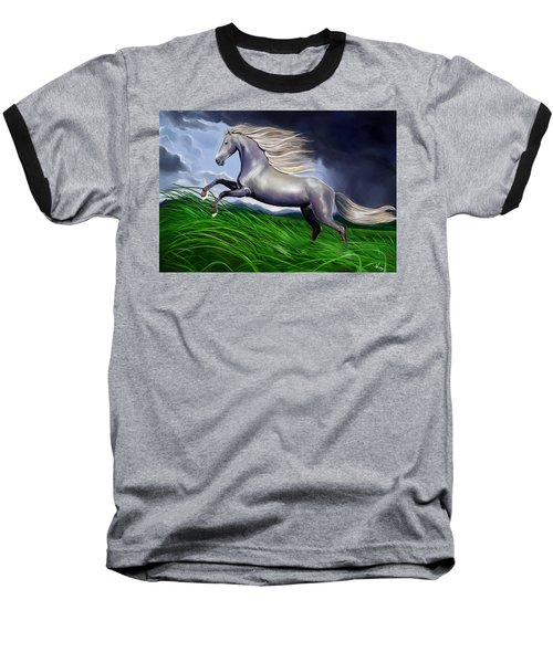 Shadowfax Baseball T-Shirt