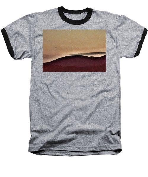 Shadows And Light Baseball T-Shirt