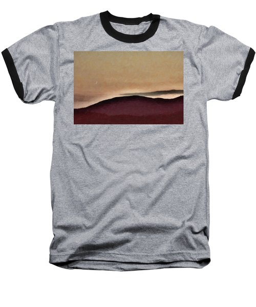 Shadows And Light Baseball T-Shirt