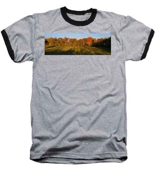 Shadows Bow Baseball T-Shirt
