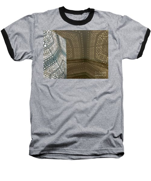 Shadows  Baseball T-Shirt