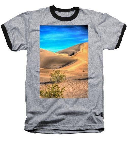 Shadows In The Sand Baseball T-Shirt
