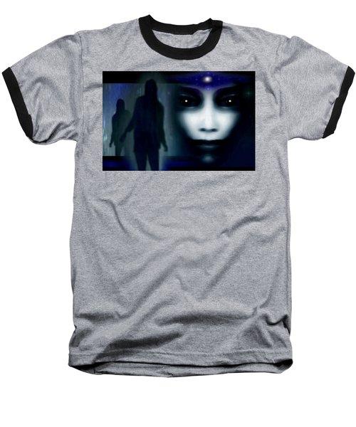 Shadows Of Fear Baseball T-Shirt