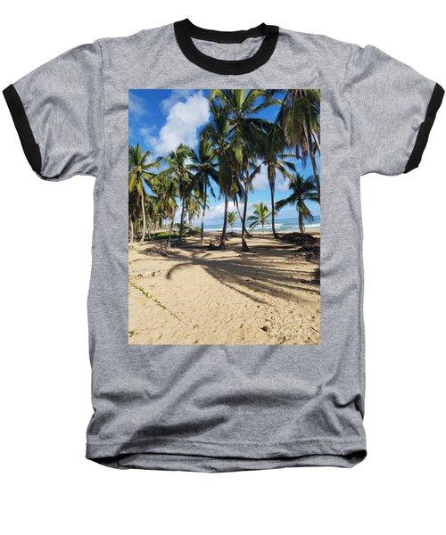 Shady Palm Baseball T-Shirt