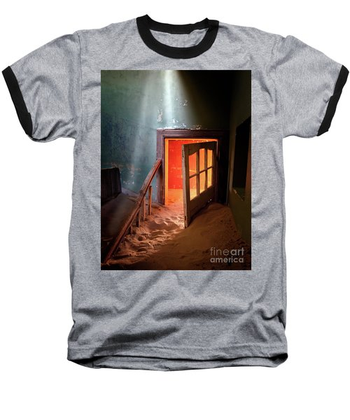 Shaft Of Light Baseball T-Shirt