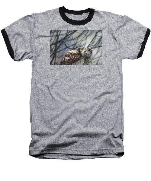Shake It Off Baseball T-Shirt by Steven Llorca