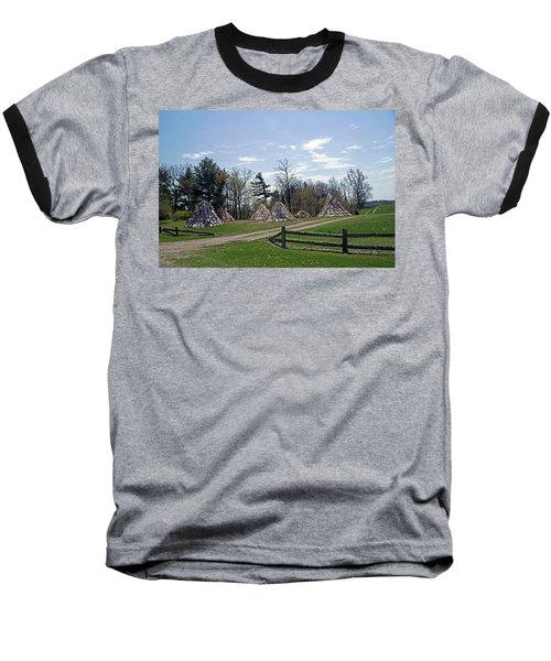 Shaker Teepees? Baseball T-Shirt