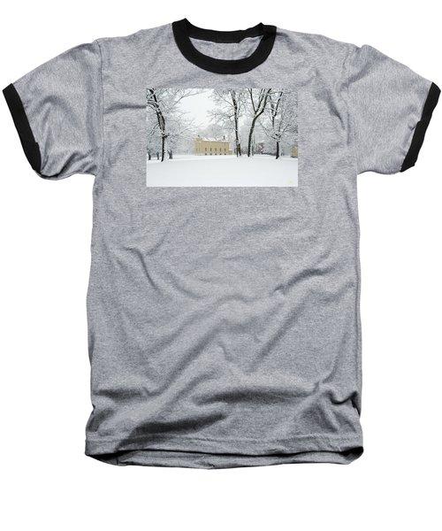 Shaker Winter Baseball T-Shirt