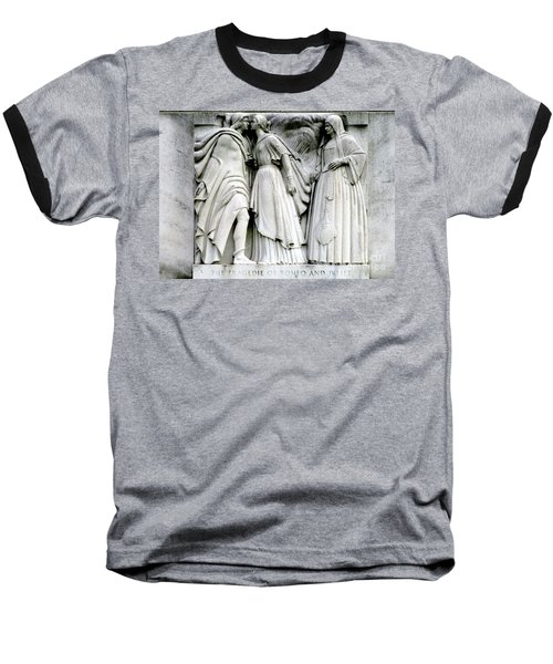 Shakespeares Romeo And Juliet Baseball T-Shirt