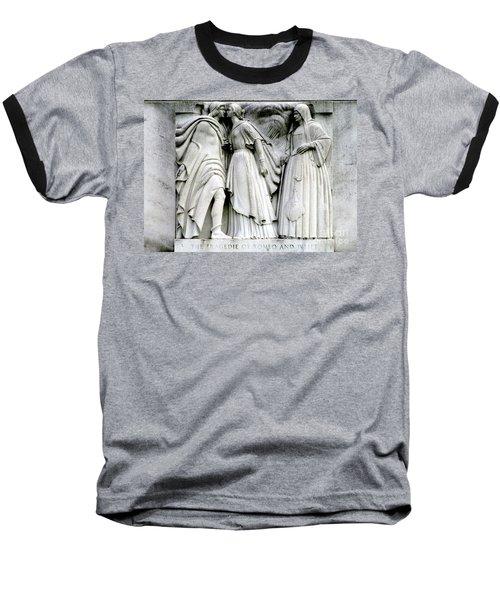 Shakespeares Romeo And Juliet Baseball T-Shirt