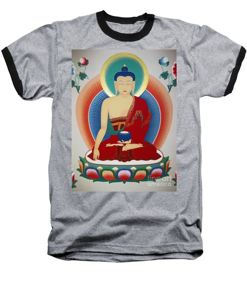 Shakyamuni Buddha  Baseball T-Shirt