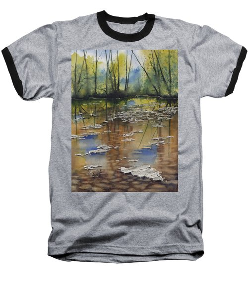 Shallow Water Baseball T-Shirt