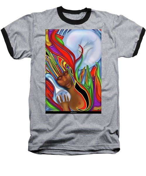 Shaman Baseball T-Shirt