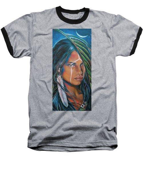 Shamanic Feelher Baseball T-Shirt