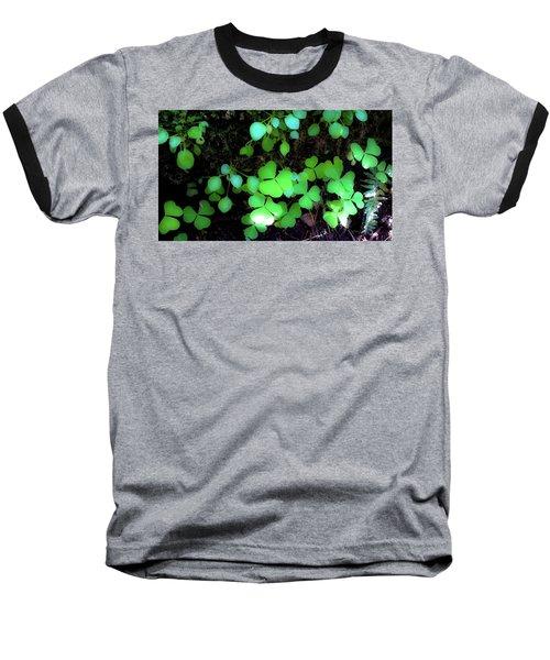 shamrocks #1A Baseball T-Shirt