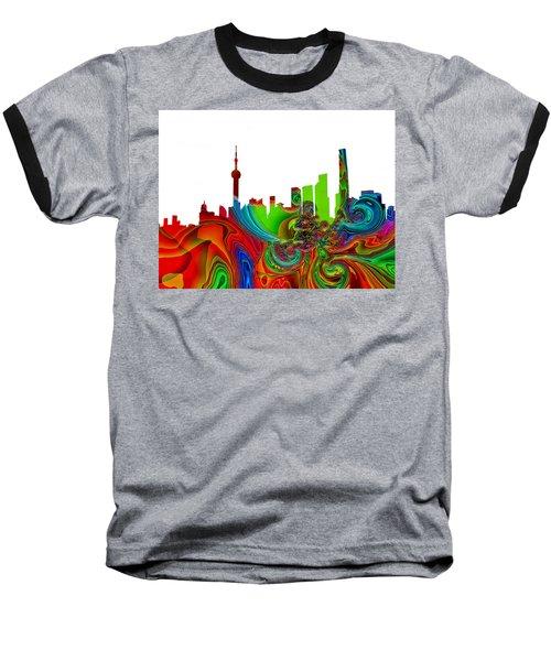 Shanghai  Baseball T-Shirt