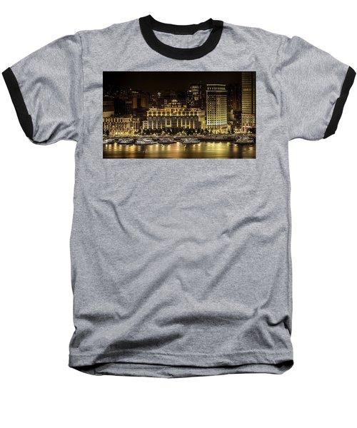Shanghai Nights Baseball T-Shirt
