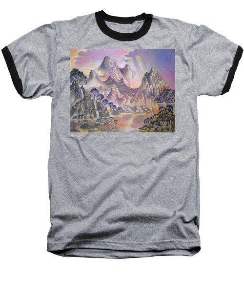 Shangri La Baseball T-Shirt