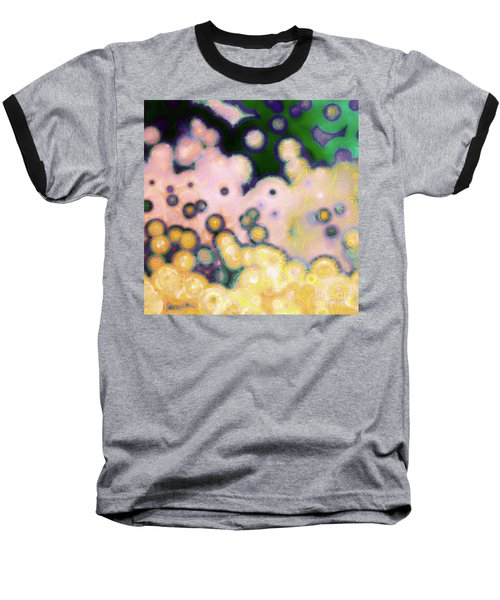 Shaped By The Creator. Romans 8 29 Baseball T-Shirt by Mark Lawrence