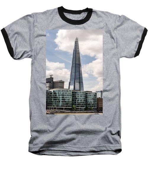 Shard Building In London Baseball T-Shirt