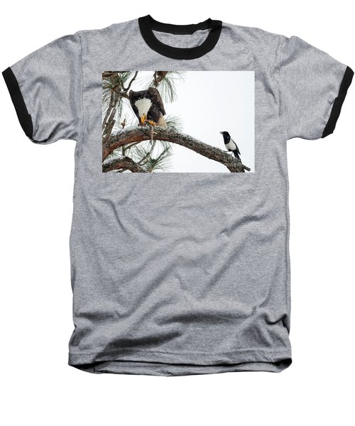 Share The Wealth Baseball T-Shirt by Mike Dawson